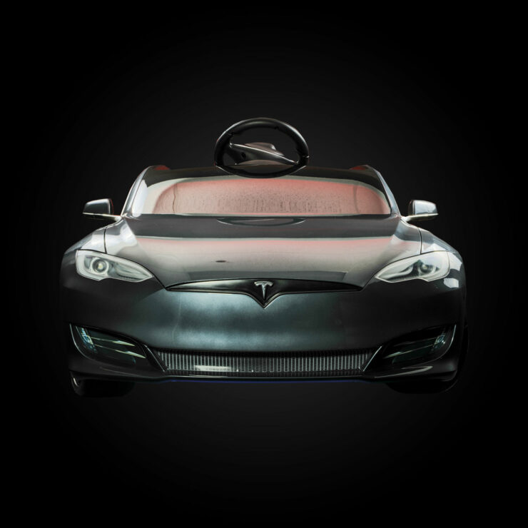 tesla-front-view
