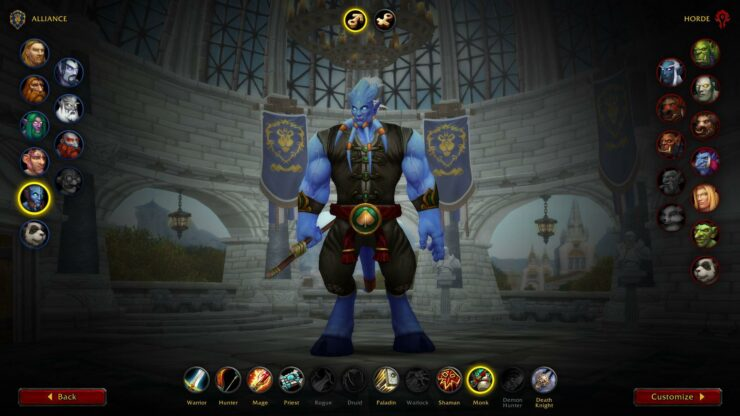 Image result for How to Upgrade a Character in WoW Shadowlands