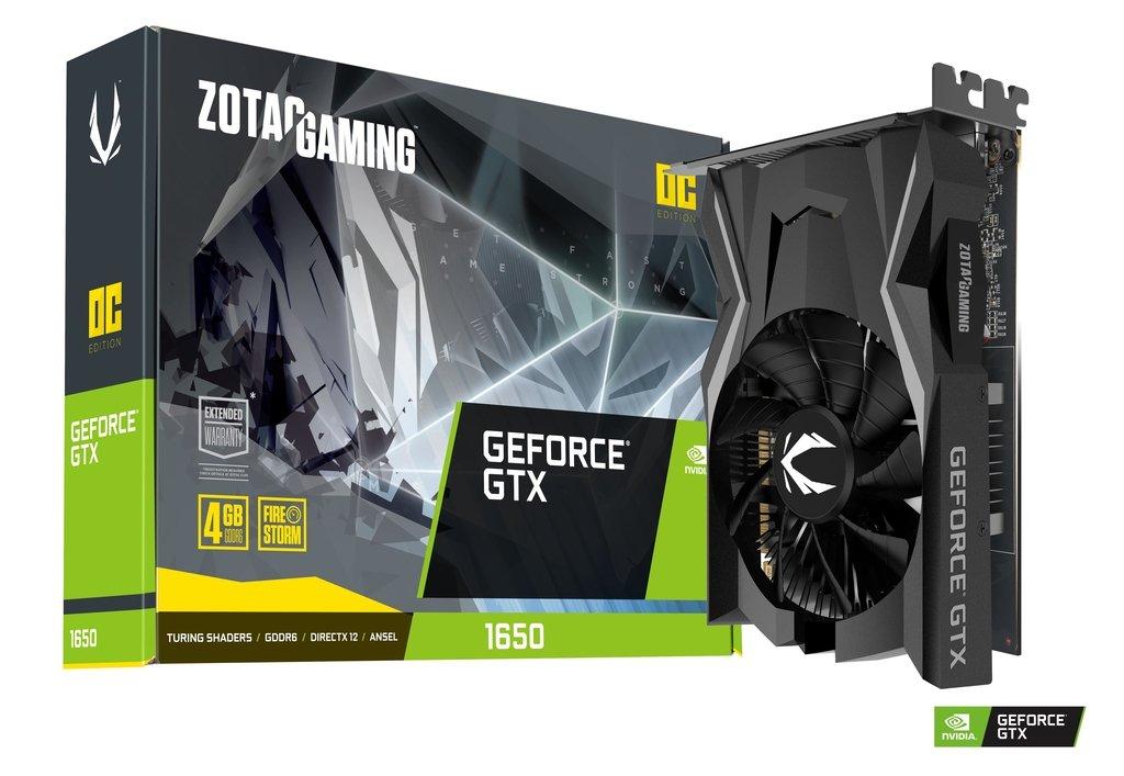 ZOTAC GeForce GTX 1650 GDDR6