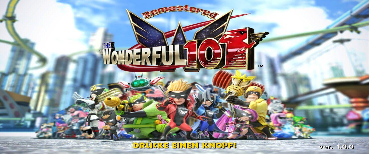 The Wonderful 101: Remastered