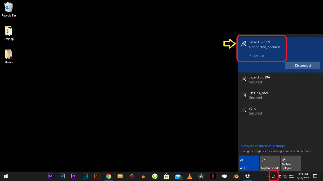 How to Check WiFi Signal Strength on Windows 10