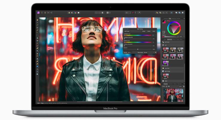 2020 13-inch MacBook Pro 4TB storage option