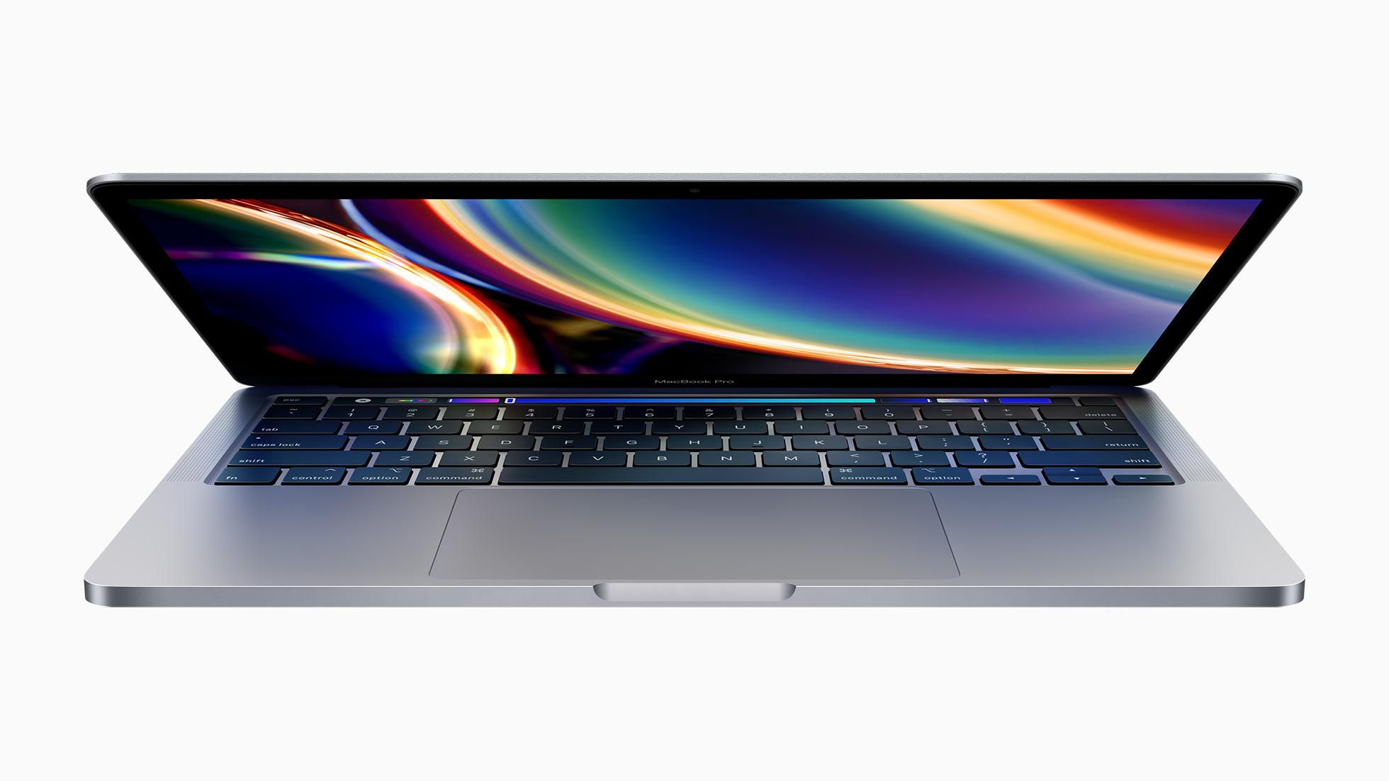 Macbook Pro 13 2021 Test