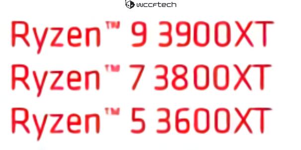 AMD Ryzen 3000 Matisse Refresh Desktop CPUs_Ryzen 9 3900XT, Ryzen 7 3800XT, Ryzen 5 3600XT