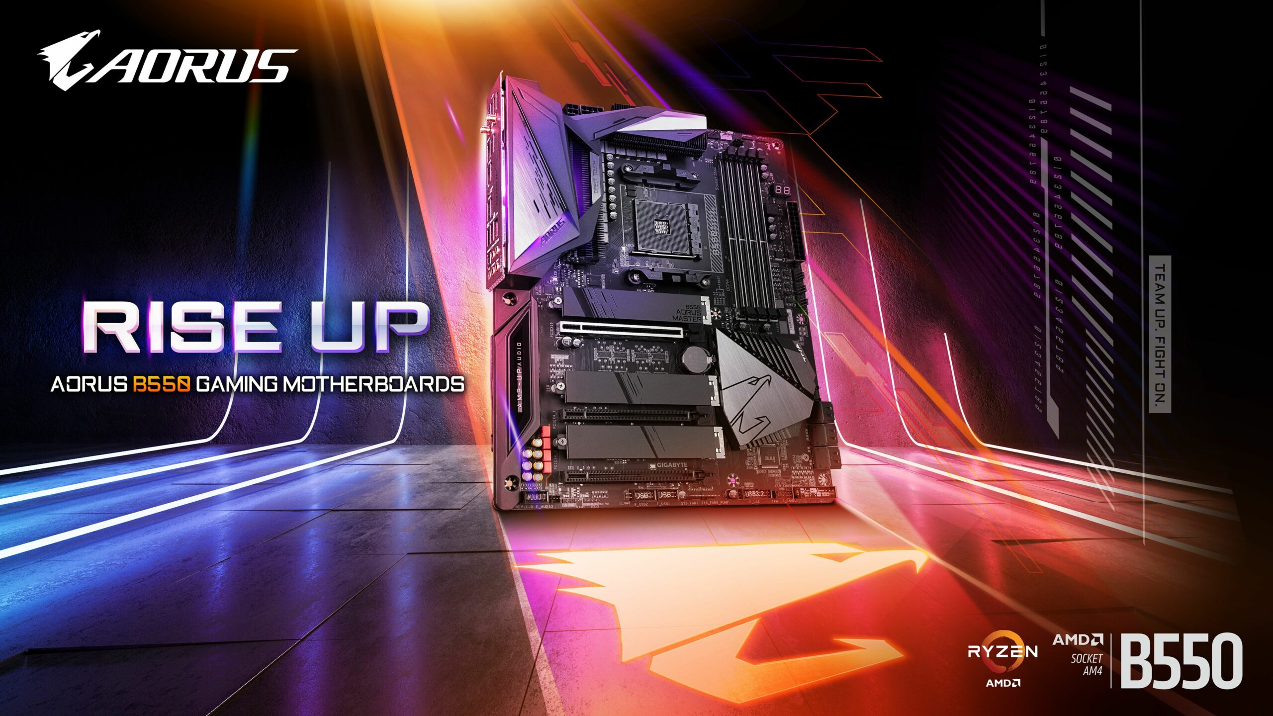 Gigabyte Unveils Pricing For Its Amd B550 Motherboards Options Range From 99 To 279 For Amd S Ryzen Cpus