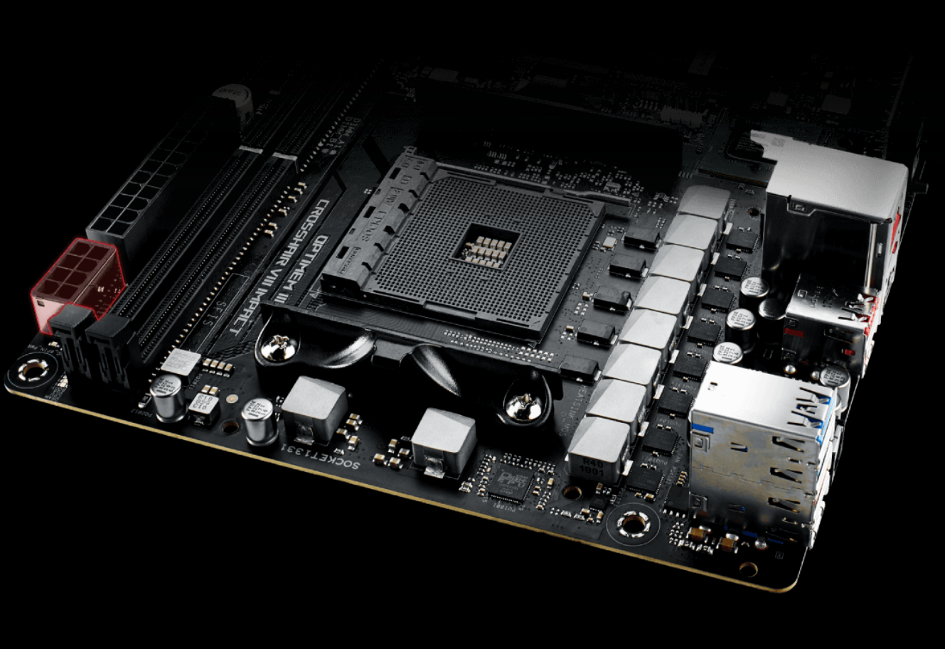 AMD Budget-Aimed A520 mATX & Mini-ITX Motherboards From ASRock ...