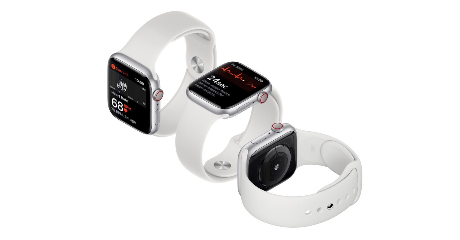 Apple Watch Detected 80-Year Old's Heart Condition Which Got Missed by Hospital's Own ECG