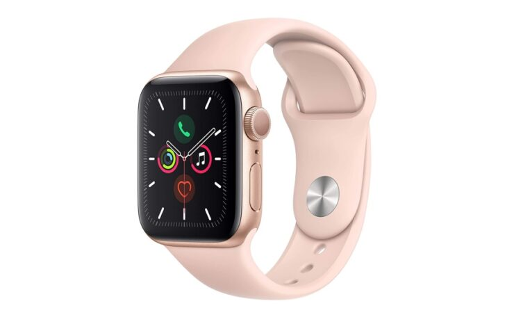 Save $100 on a brand new Apple Watch Series 5