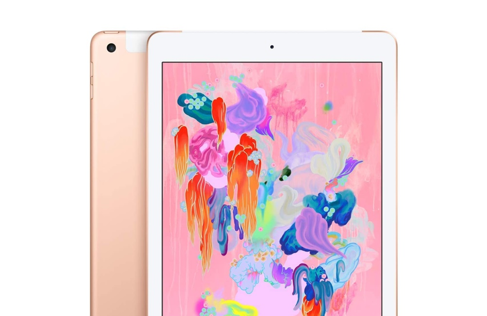 iPad 6 with cellular and 128GB of storage discounted to $399