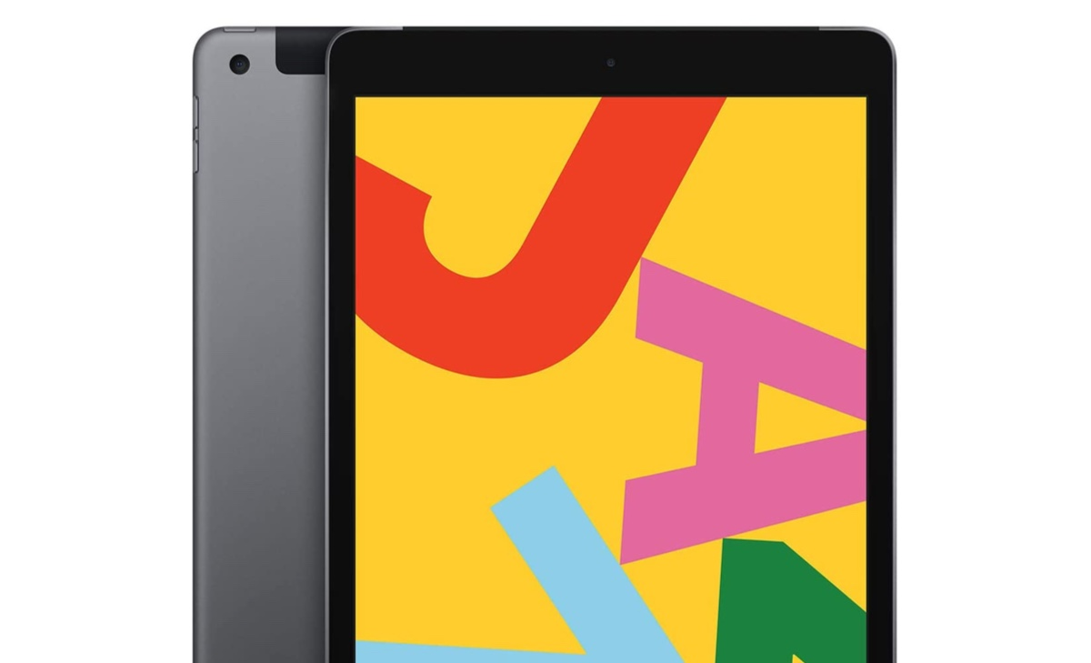 Get a 32GB iPad 7 with LTE / cellular for just $379 today