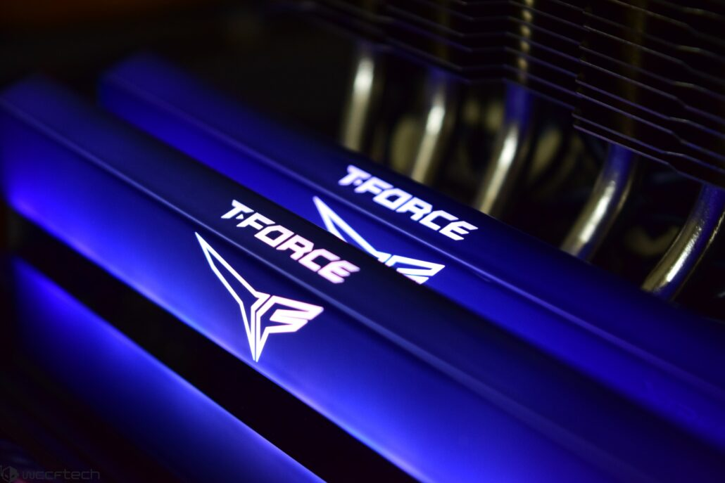 T-Force Gaming Develops DDR5 Memory Modules With Overclocking Support, Voltages Can Hit Over 2.6V