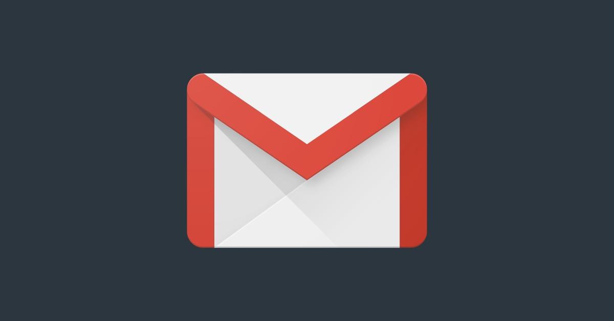 Dark Mode Gmail iOS
