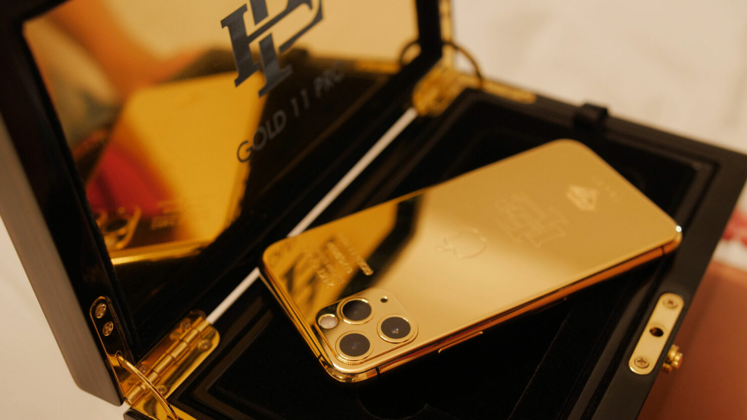 Pablo Escobar's Brother Is Now Selling 24k Gold-Plated iPhone 11 Pro Models for $499