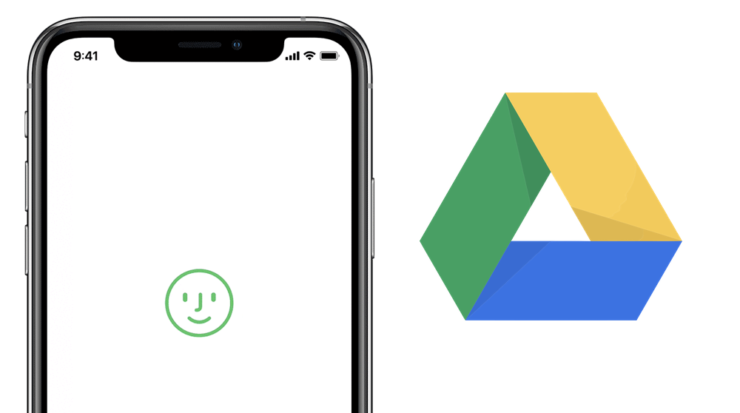 Google Drive update for iPhone and iPad adds support for Face ID and Touch ID