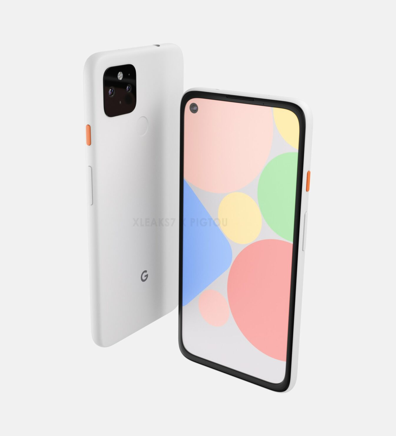 Leaked Pixel 4a XL Renders Show the Model Would Have Shipped With Dual Rear Cameras if It Went Into Production