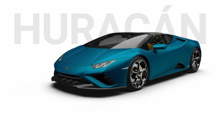 Lamborghini Huracan in AR