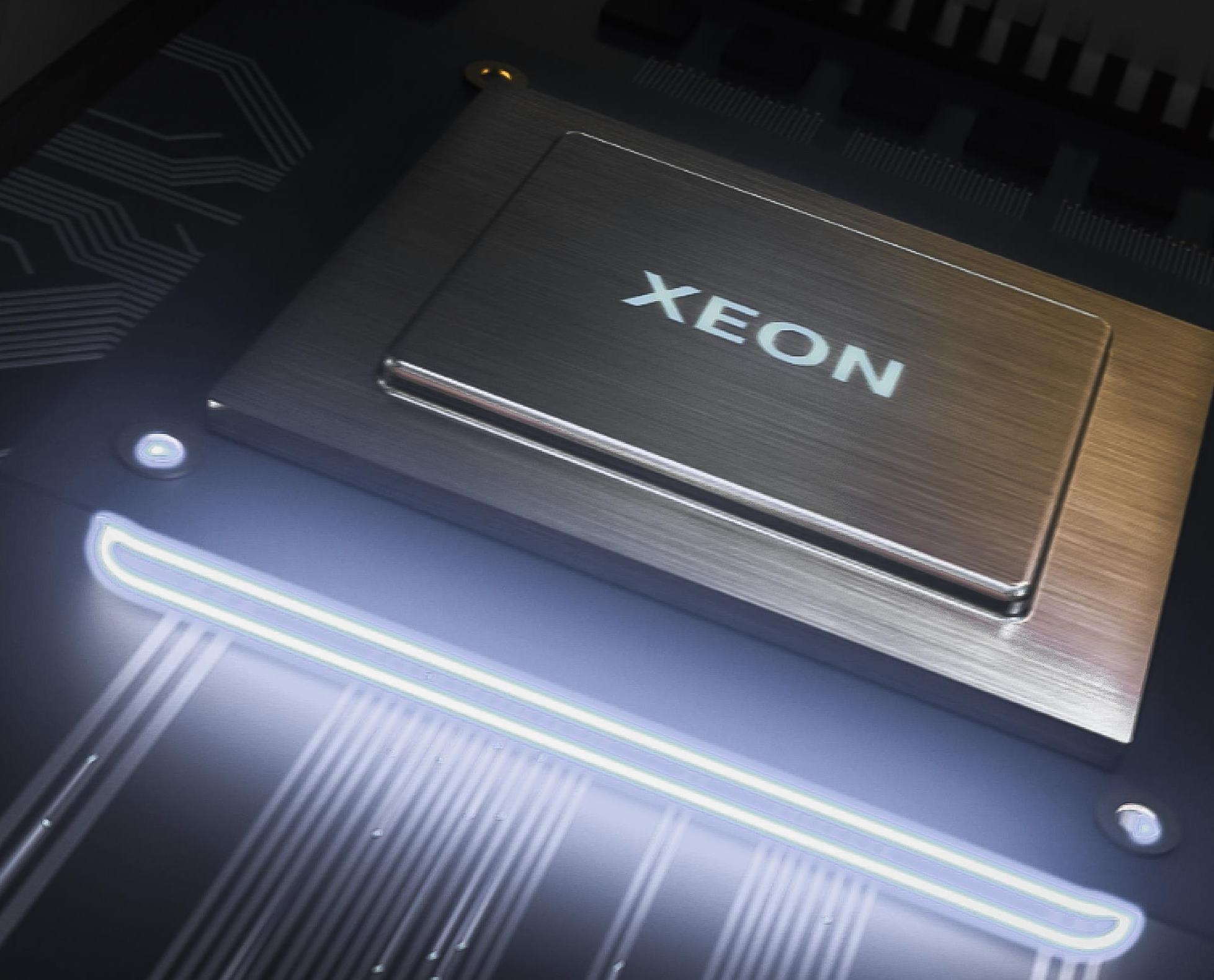 Gambar dari Intel's 4th Generation Xeon 'Sapphire Rapids' Processors Telah Muncul
