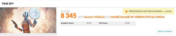 Intel 10th Xeon W-10885M 'Comet Intel-Xeon-W-10885M-