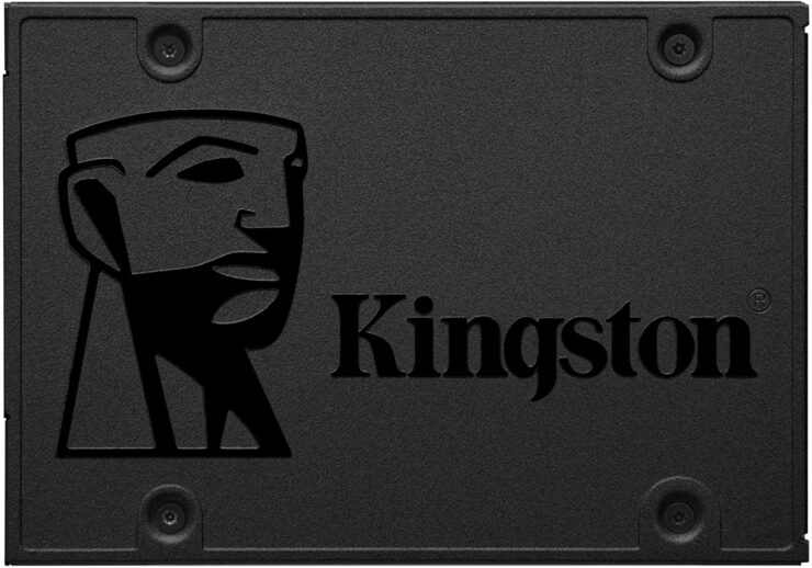 Add a Kingston 480GB SSD and Boost Your System Speed for Only $54 (Limited Time Deal)