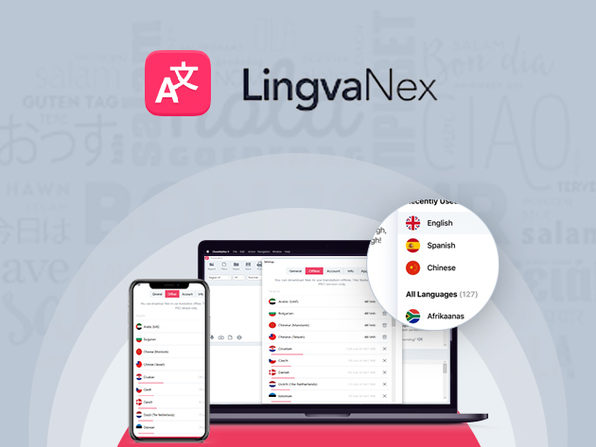 LingvaNex Translator Lifetime Subscription