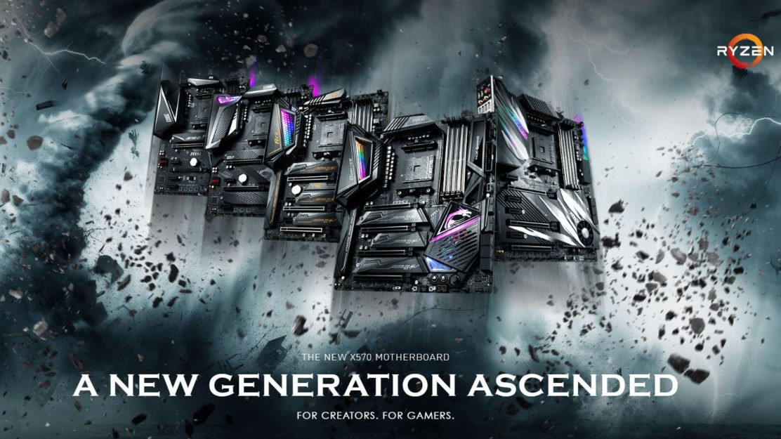 MSI Rolls Out AMD AGESA 1.2.0.4 BIOS Firmware To Even More X570, B550, X470, B450 & A520 Motherboards