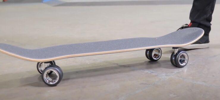 Mac Pro Wheels Skateboard
