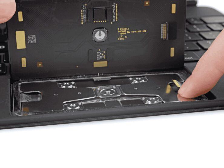 Magic Keyboard for iPad Pro Trackpad