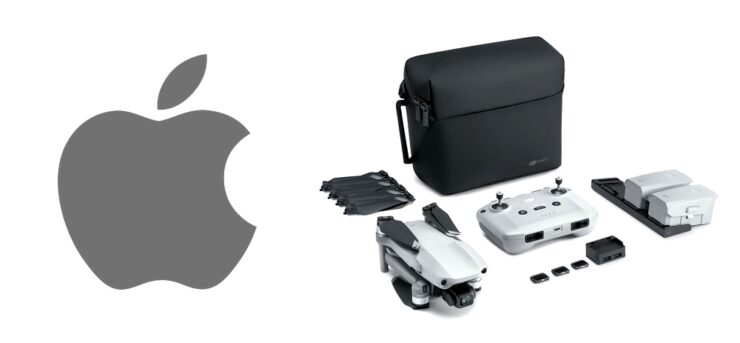 Mavic Air 2 now available directly from Apple