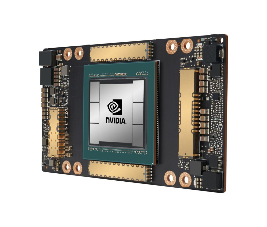 NVIDIA Ampere GA100 GPU_Tesla A100