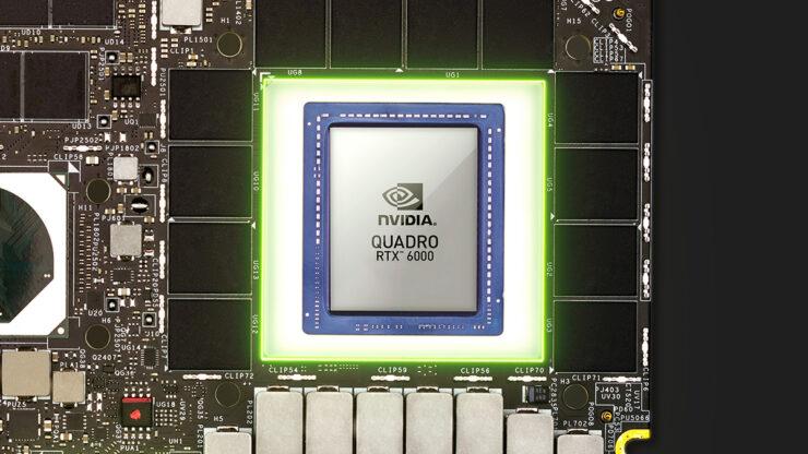 Intel 10th Xeon W-10885M 'Comet NVIDIA-Quadro-RTX-Mo