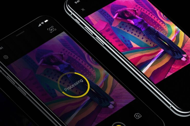 NeuralCam brings night mode to all iPhones