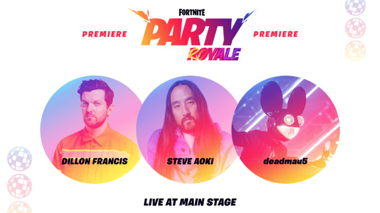 Party Royale Premiere