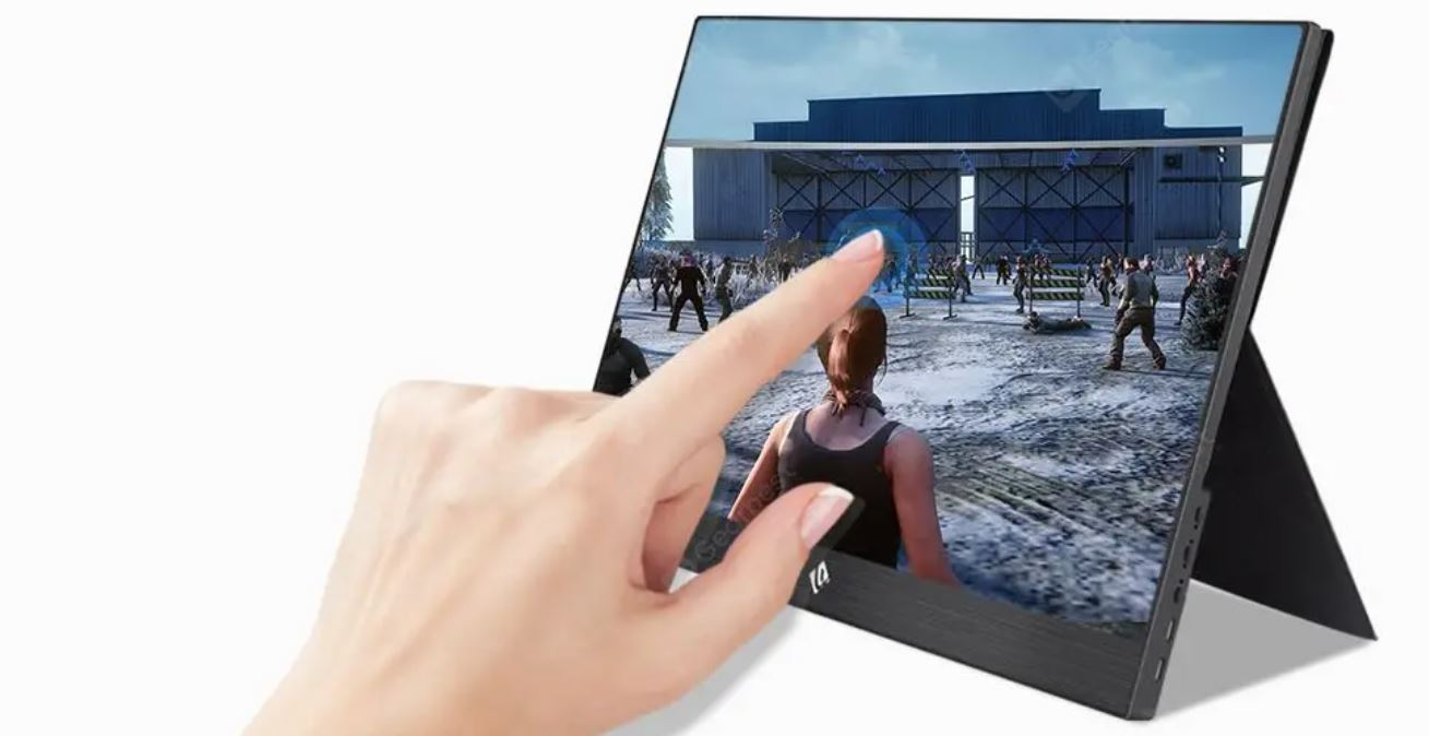 Portable Touch Monitor