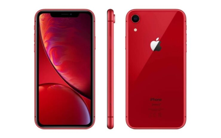 Renewed, fully unlocked iPhone XR in red is a great deal for just $479