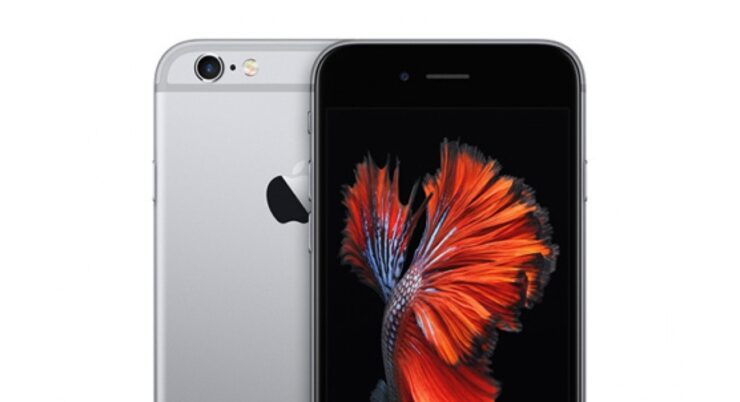 Renewed iPhone 6s currently going for just $129