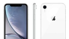 Renewed and fully unlocked white iPhone XR available for $458