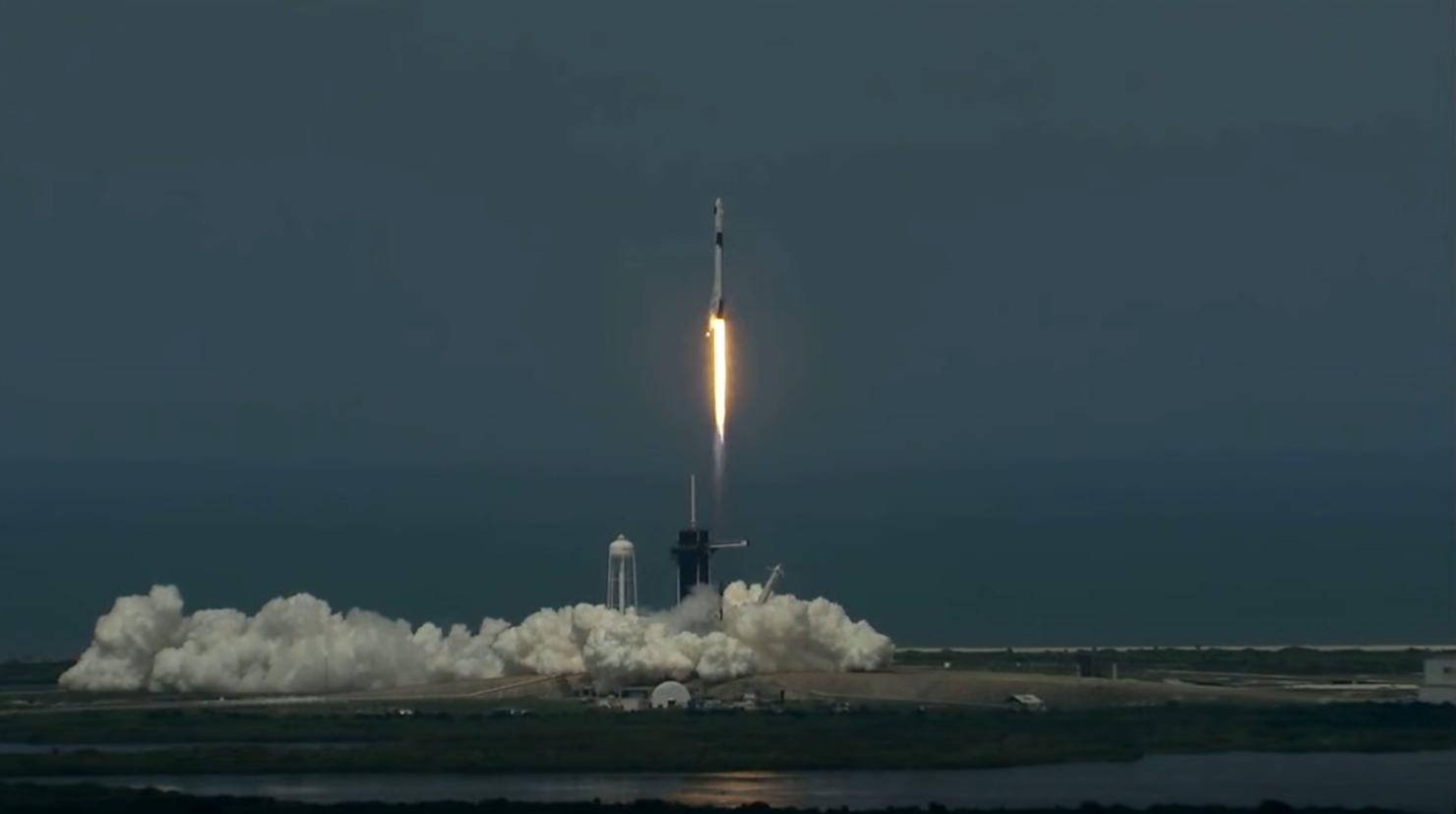 SpaceX Dragon DM-2