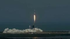 spacex-dragon-dm-2-mission-liftoff-nasa