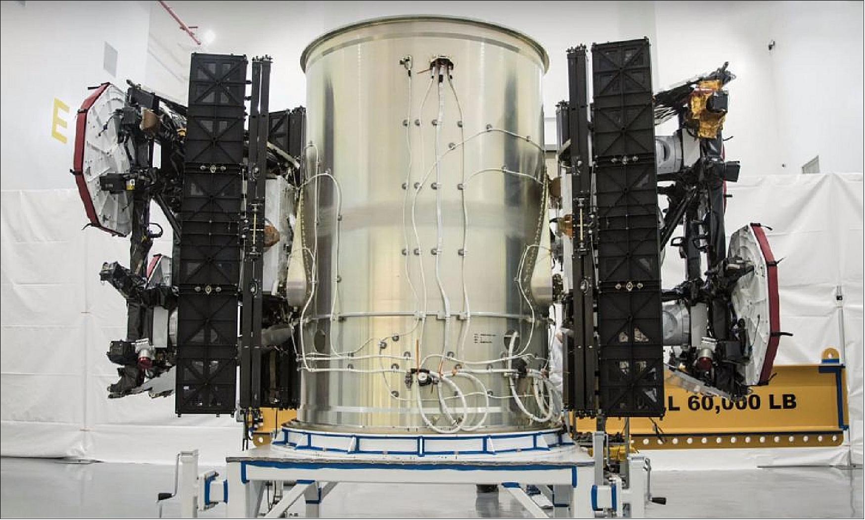 SpaceX Starlink bus prototype