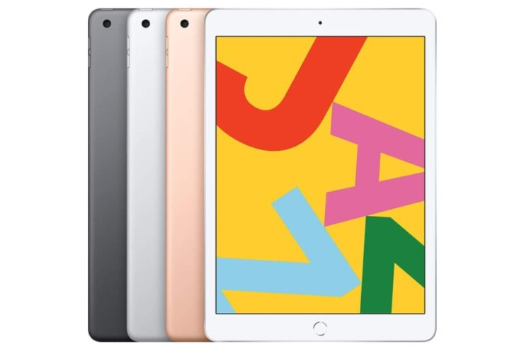 Save up to $60 on the iPad 7 today