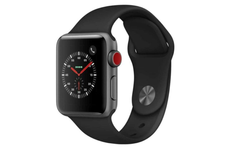 Pick up a cellular Apple Watch Series 3 for a low price of just $231, renewed