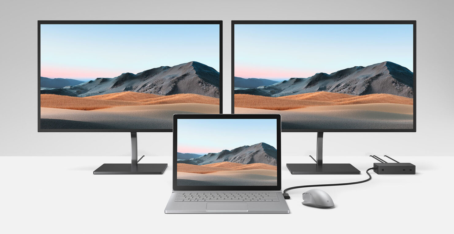 Surface Book 3 Still Doesn't Ship With Thunderbolt 3; Does Have a Single USB-C Port Though Surface Book 3 firmware update