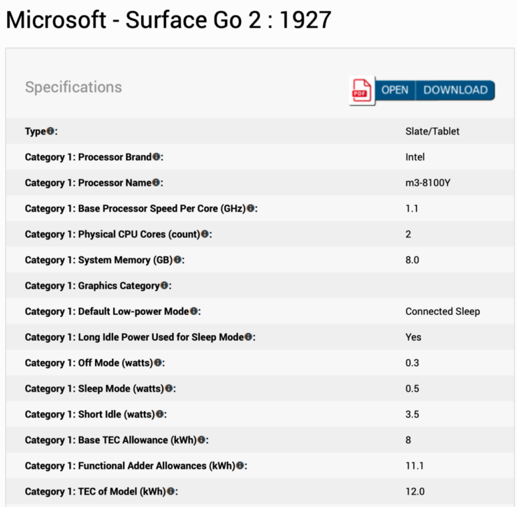 surface-go-2-specs