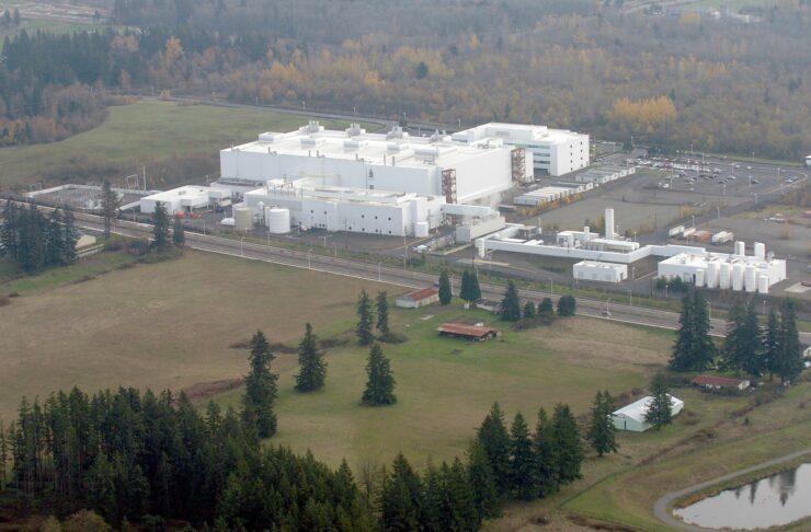 TSMC WaferTech foundry Washington