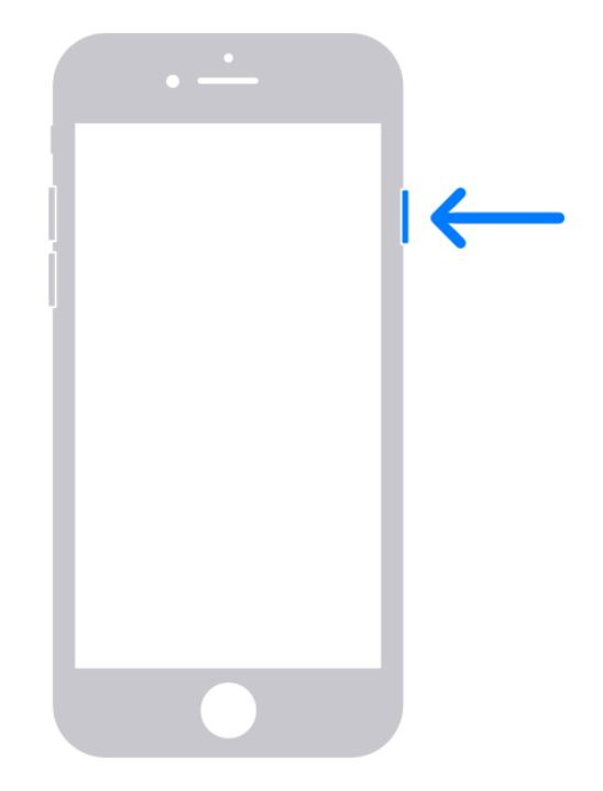 Turn off 2020 iPhone SE