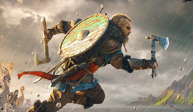 Xbox Countdown Sale Assassin's Creed Valhalla