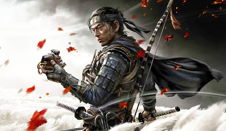 Ghost of Tsushima file size preload