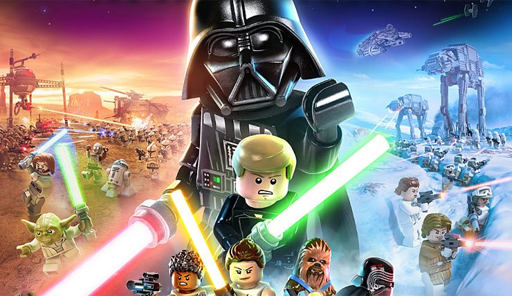 Lego Star Wars The Skywalker Saga Has Nearly 500 Characters Possible Release Date Leaks