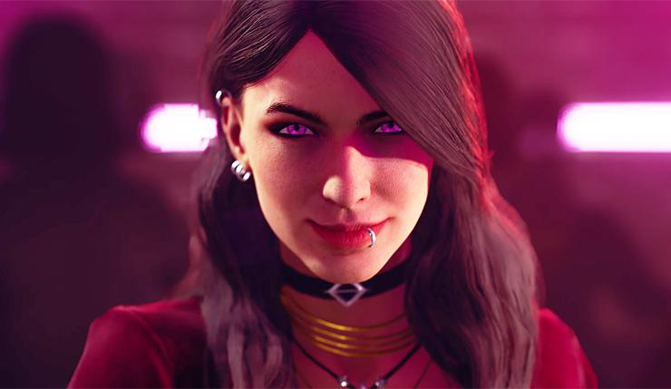 Vampire: The Masquerade Paradox Interactive