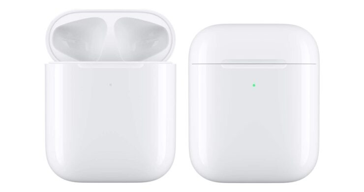 Wireless Charging Case for AirPods currently just $59, down from $79